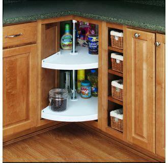 Blind Corner Cabinet Solutions by Rev A Shelf