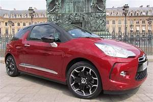 Ds3 Sport Chic : automobile citroen ds3 thp sport chic ~ Gottalentnigeria.com Avis de Voitures