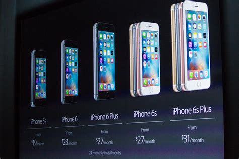 cost of iphone 6s apple iphone 6s and iphone 6s plus price and release date