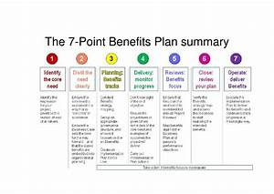 Project benefits realisation general presentation 7 for Benefits realization plan template