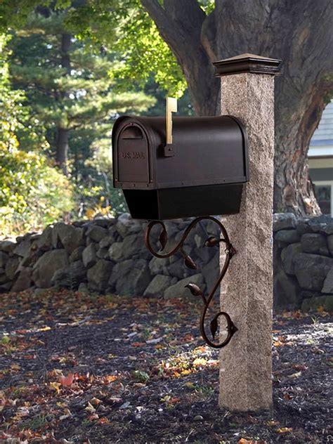 antique granite mailbox post cape cod ma ct