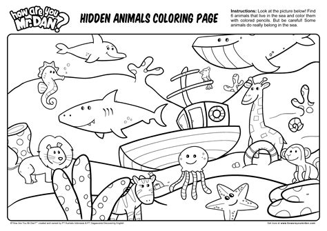 6 Best Images Of Easy Hidden Object Printables Free