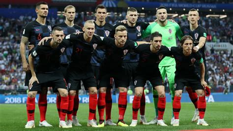 Fifa World Cup Croatia Advance Their First Ever