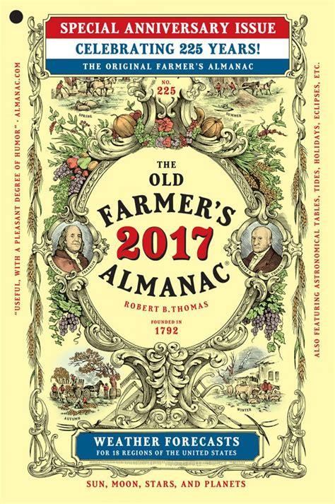 farmers almanac 2016 old farmer s almanac hits two and a quarter freeport press