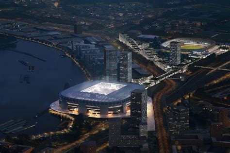 Rotterdam: new designs for 63,000 capacity Feyenoord ...