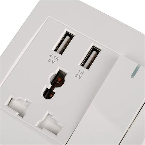 outlet lade patuoxun 174 wei 223 dual usb outlet steckdose ladeger 228 t adapter
