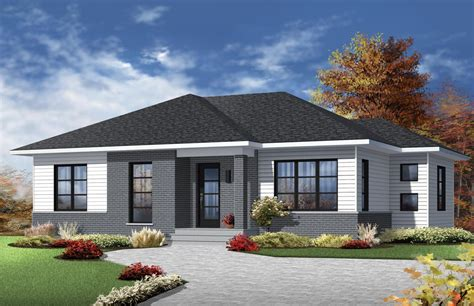 contemporary one house plans house plan 76386 at familyhomeplans com