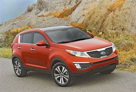 Kia Car Ratings by 2011 Kia Sportage Review Ratings Specs Prices And
