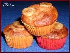 Bananen Joghurt Muffins : elkjoes muffin paradies bananen bananenchips muffins ~ Lizthompson.info Haus und Dekorationen