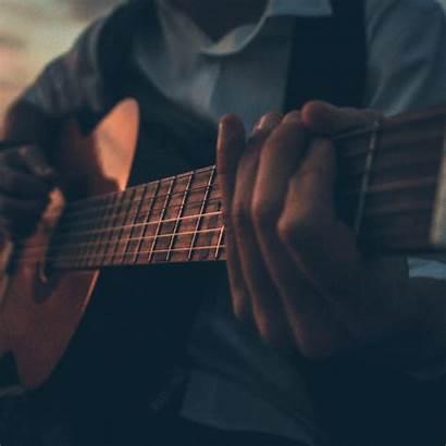 Guitar Playing Boy 5k Outdoor Ipad Mini