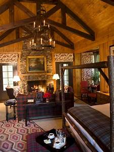 Rustic, Farmhouse, Interior