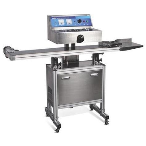 sepack continuous induction sealing machine model isc rs  unit id