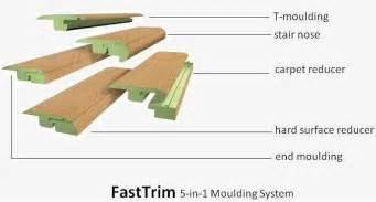 how to select the right floor transitions moulding the home depot community