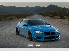 BMW 650i Coupe in Yas Marina Blue