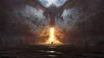 Thrones Drogon Wallpaperaccess Spoilers Wallpapers Fan Season