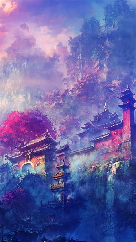 Anime Wallpaper Backgrounds by Anime Scenery Wallpaper Wallpapers