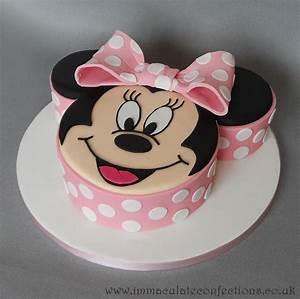 Minnie Mouse Face Cake | www.pixshark.com - Images ...