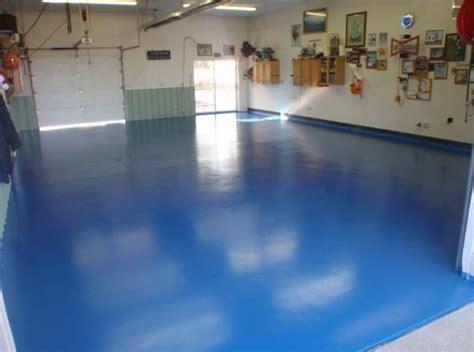 blue epoxy flooring cleveland ohio ohio decorative