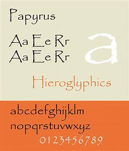 chris costello With papyrus letters