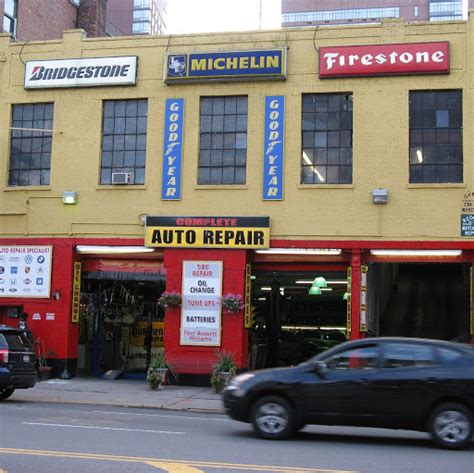 Cybert Tire & Car Care, New York New York (ny