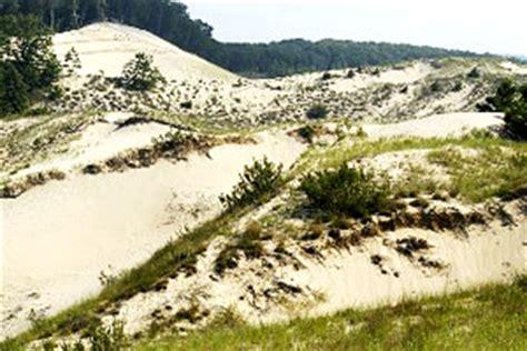 rosy mound natural area ottawa county michigan