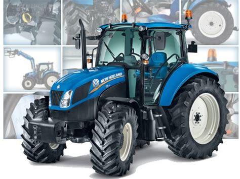 avis t4 105 de la marque new tracteurs agricoles