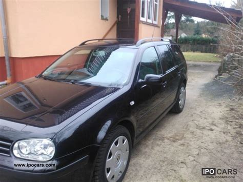 volkswagen golf estate  highline automatic car