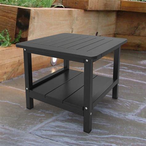 patio end tables inspiring diy patio side table patio design 391