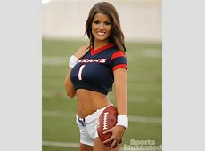 Houston Texans cheerleader cheer Pinterest