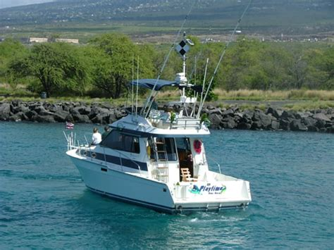 Fishing Charter Boat Hawaii by Hawaii Charter Boat Fishing Kuuloa Kai