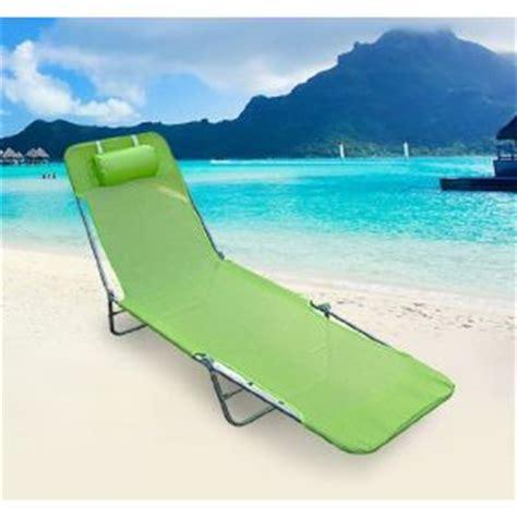 chaise longue decathlon chaise de plage pliante comparer 84 offres