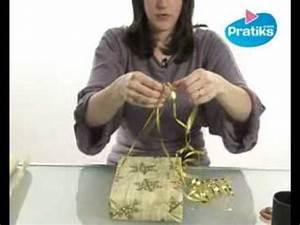 Comment Emballer Un Cadeau : comment faire un paquet cadeau youtube ~ Melissatoandfro.com Idées de Décoration