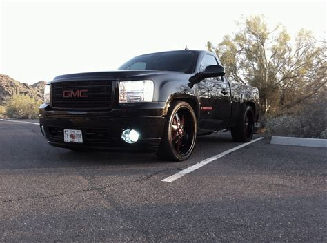 lowered black nnbs page  chevy truck forum gmc