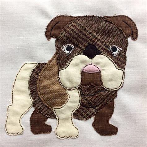 machine embroidery designs applique bulldog edge applique machine embroidery design