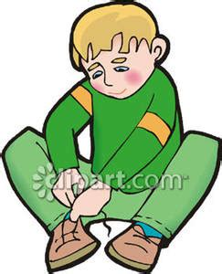 boy putting on shoes clipart tie shoes clipart clipground