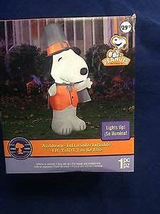 Peanuts 4 Ft Lighted Snoopy Christmas Inflatable 51 Best Snoopy Peanuts Ebay Images Snoopy Ebay Snoopy