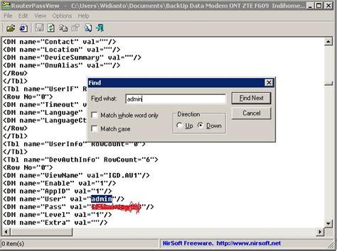 Apa password zte f609 yang terbaru? Cara Mengetahui Username Dan Password Admin Modem Indihome ZTE F609 - Red Esteem