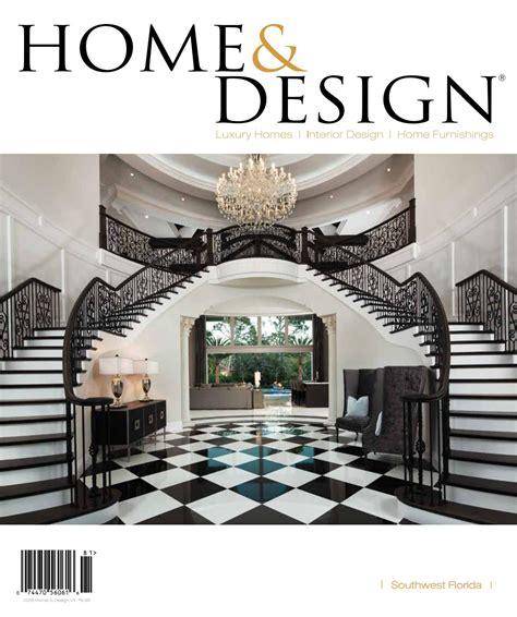 Home & Design Magazine  Southwest Florida Edition  2018