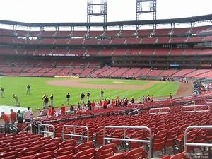 Section 167 At Busch Stadium Rateyourseats Com