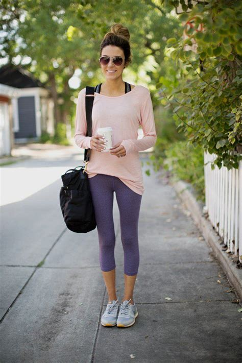 How to Look Fabulous in Yoga Pants u2013 Glam Radar