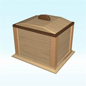 23 best images about wooden cremation urn on Pinterest