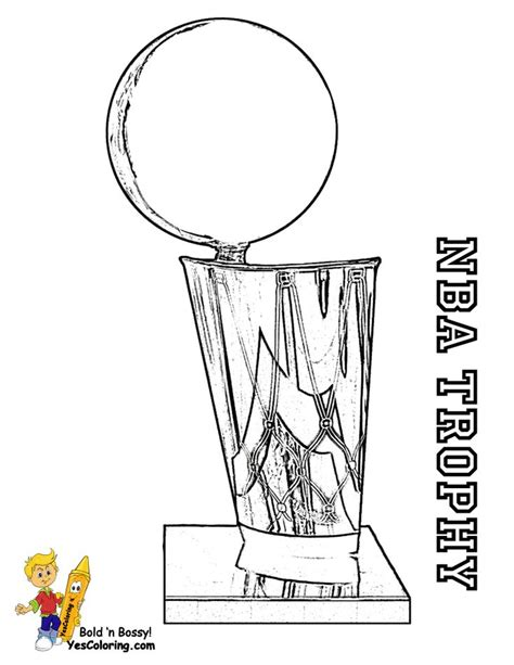 bouncy basketball coloring pages images