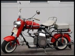 Cushman Motor Scooters
