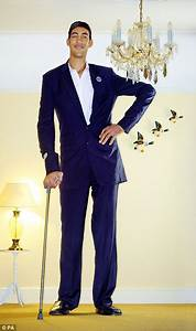 2nd tallest man in the world k--k.club 2017