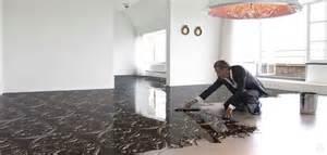 Poured Epoxy Flooring Kitchen by Pavimenti In Resina Per Rivestimenti Moderni Pavimenti