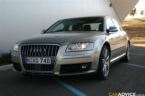 Audi S8 Review by 2008 Audi S8 Review Caradvice