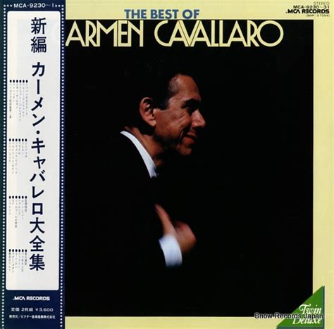 Best And Cavallaro Cavallaro Records Lps Vinyl And Cds Musicstack