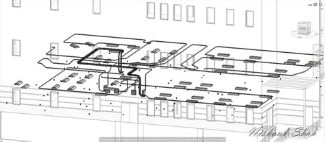Electrical Plan Revit by Electrical Template Using Revit Mep 3d Cad Model Library