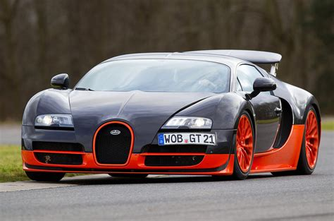 How Many Bugatti Veyron In The World by The Fastest Cars In The World Top 15 Autocar