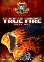 mike lavallee  secrets  airbrushing true fire